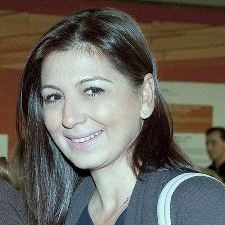The ASIT Greece destination management company General Manager is Veta Digbassani