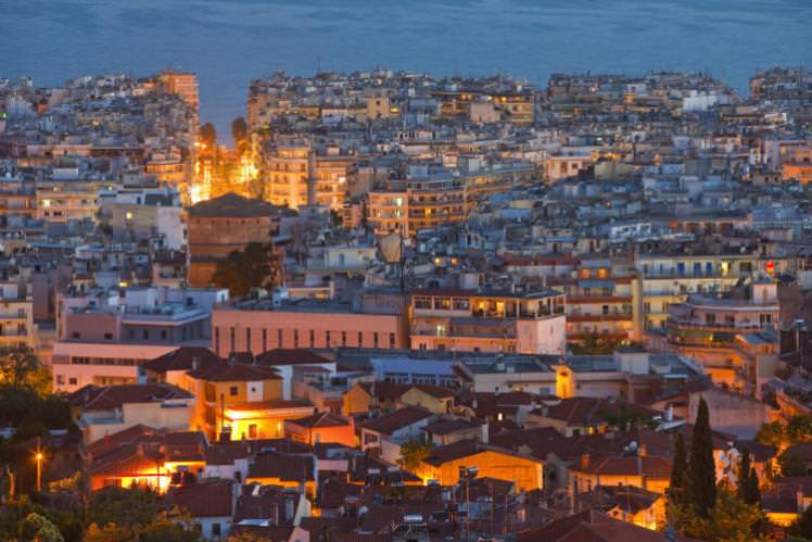 Thessaloniki makes for a great alternative to the summer hotspots of the south. Image by MONTICO Lionel / hemis.fr / Getty
