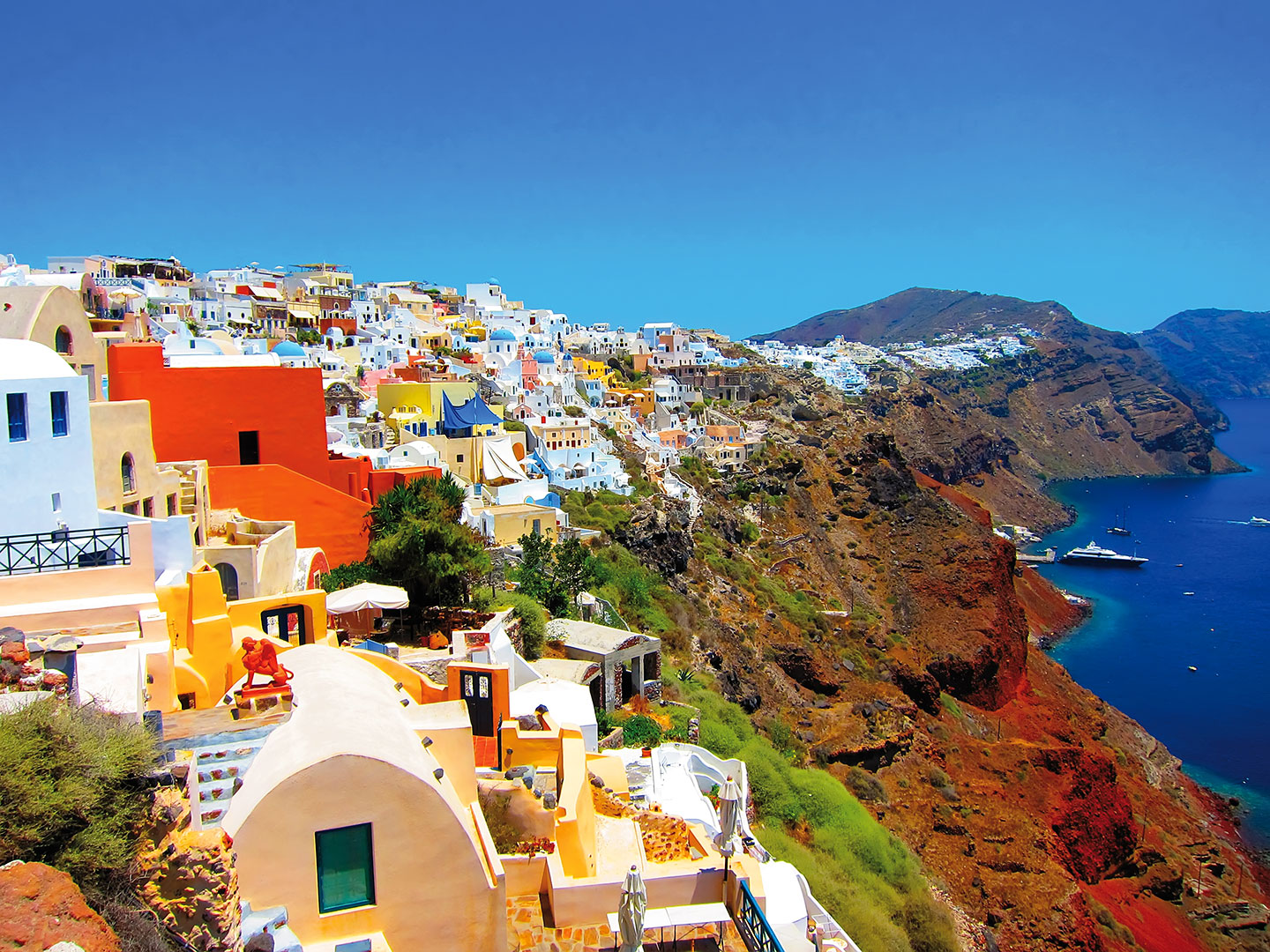 7 Day Athens Santorini Mykonos Tour Package Asit
