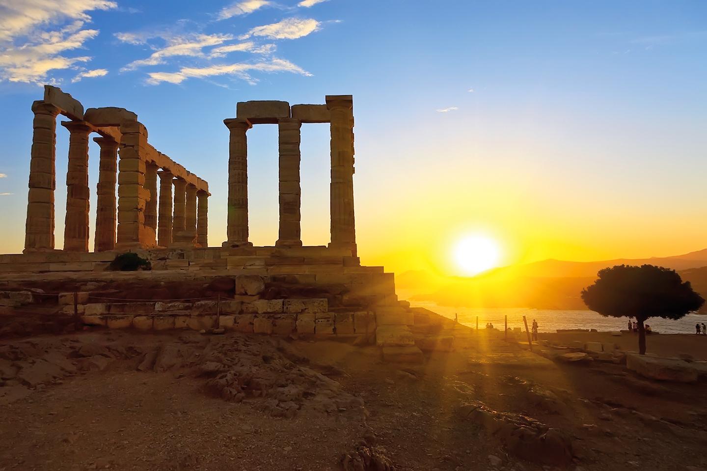 Athens Santorini Asit Greece