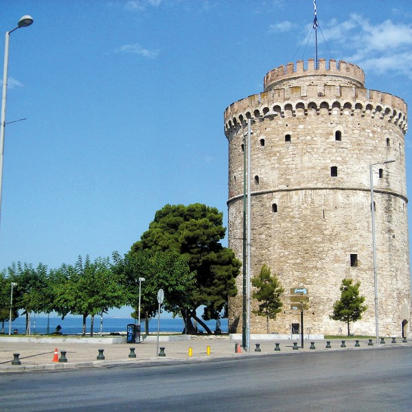 ASIT's 7 day winter vacation to Istanbul begins at Thessaloniki with highlights like the White Tower